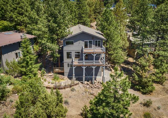 2083 NW Cascade View Drive, Bend, OR 97703 (MLS #220104559) :: Fred Real Estate Group of Central Oregon