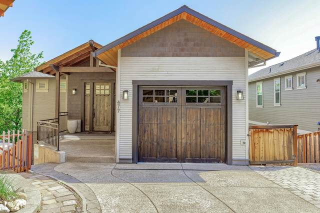 477 Park Ridge Place, Ashland, OR 97520 (MLS #220104567) :: Berkshire Hathaway HomeServices Northwest Real Estate
