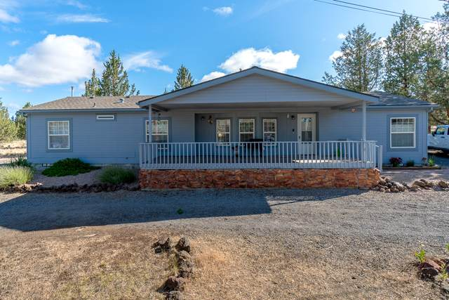 12375 SW Peninsula Drive, Terrebonne, OR 97760 (MLS #220104590) :: Fred Real Estate Group of Central Oregon