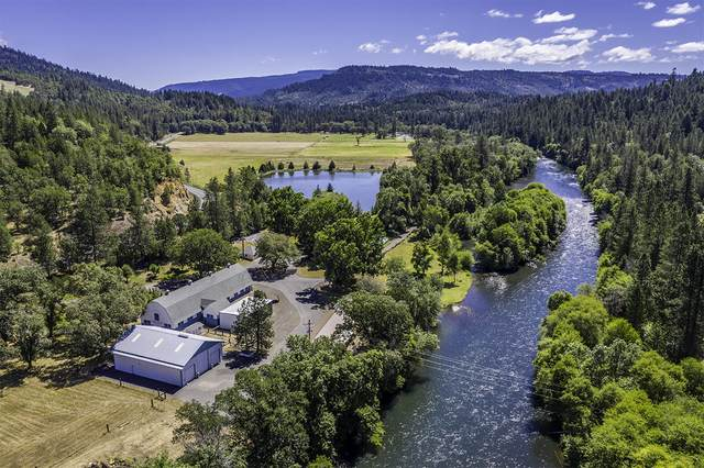 29680 Highway 62, Trail, OR 97541 (MLS #220104602) :: Berkshire Hathaway HomeServices Northwest Real Estate
