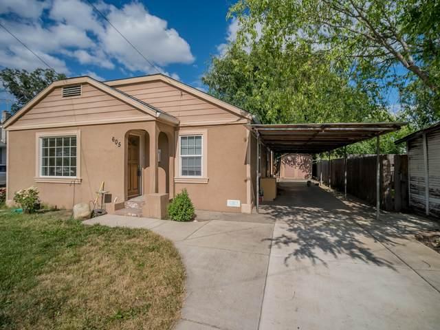 605 King Street, Medford, OR 97501 (MLS #220104622) :: Berkshire Hathaway HomeServices Northwest Real Estate