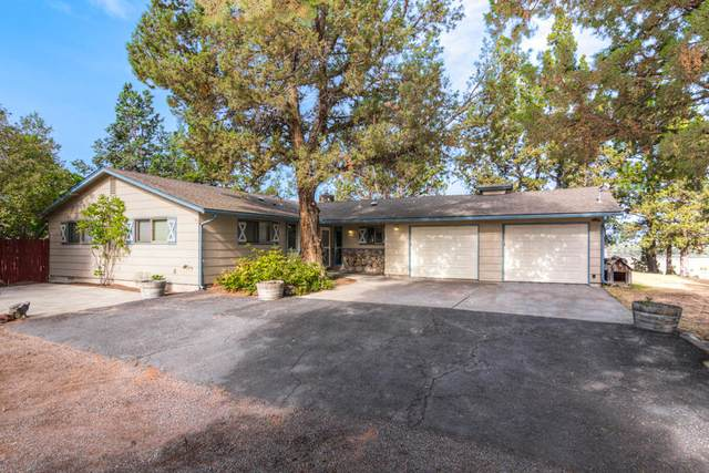 61175 Larsen Road, Bend, OR 97702 (MLS #220104641) :: Berkshire Hathaway HomeServices Northwest Real Estate