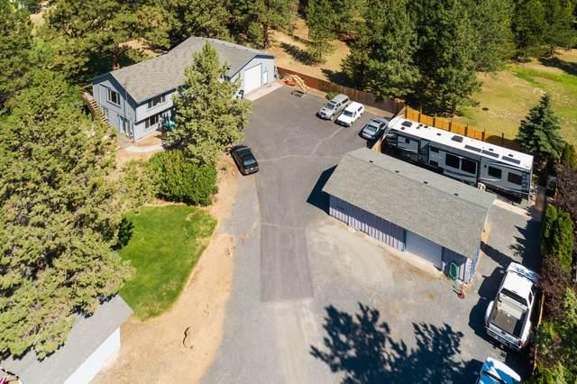 61235 Benham Road, Bend, OR 97702 (MLS #220104694) :: Fred Real Estate Group of Central Oregon