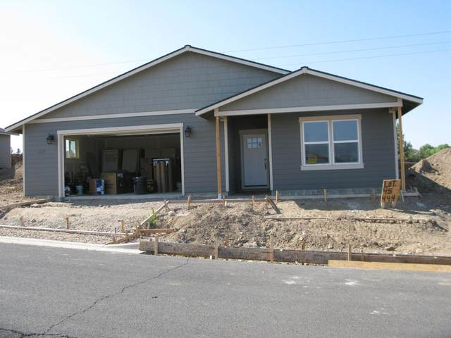 540-Lot 39 SE Leisek Way, Madras, OR 97741 (MLS #220104720) :: The Ladd Group