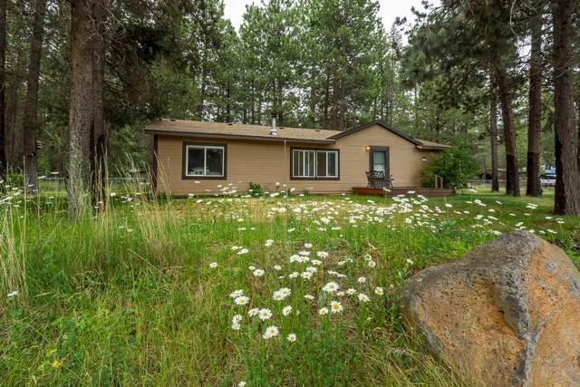 56770 Stellar Drive, Bend, OR 97707 (MLS #220104761) :: Fred Real Estate Group of Central Oregon