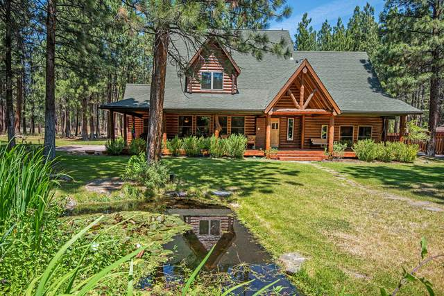 14828 Doubletree, Sisters, OR 97759 (MLS #220104863) :: Berkshire Hathaway HomeServices Northwest Real Estate