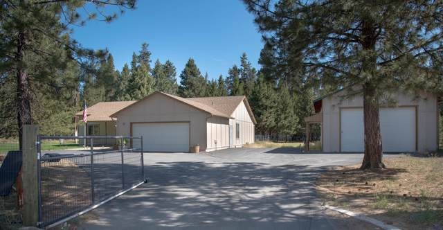 52902 Shady Lane, La Pine, OR 97739 (MLS #220104917) :: Coldwell Banker Bain