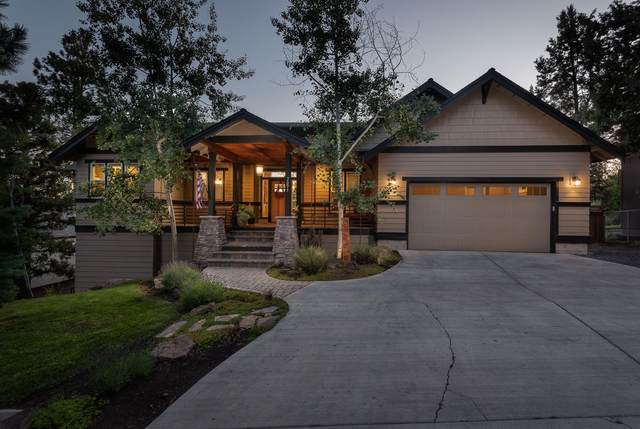 2095 NW Cascade View Drive, Bend, OR 97703 (MLS #220104919) :: Rutledge Property Group