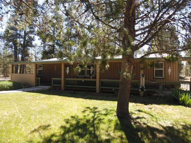 16255 Twin Drive, La Pine, OR 97739 (MLS #220104981) :: Fred Real Estate Group of Central Oregon