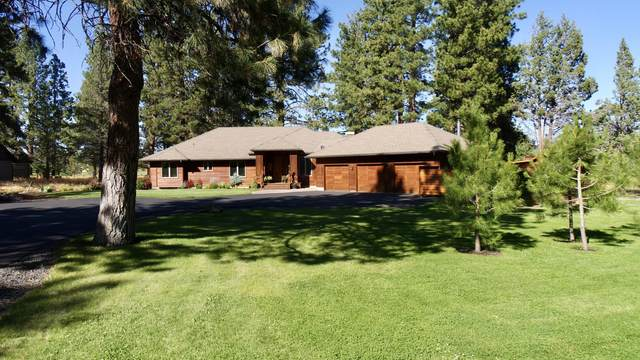 15864 Blue Jay Way, Sisters, OR 97759 (MLS #220104997) :: Berkshire Hathaway HomeServices Northwest Real Estate
