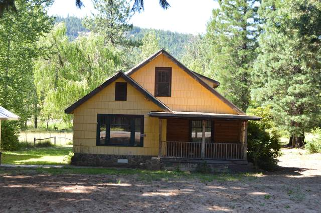 2420 Mill Creek Drive, Prospect, OR 97536 (MLS #220105014) :: FORD REAL ESTATE