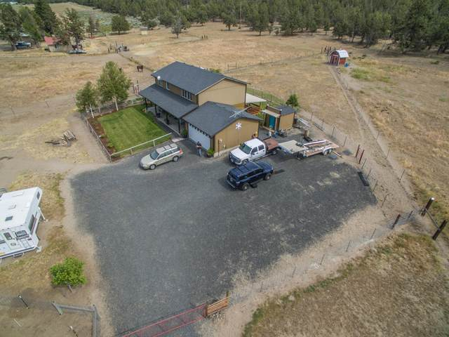 5333 S Sioux Loop, Prineville, OR 97754 (MLS #220105034) :: Windermere Central Oregon Real Estate
