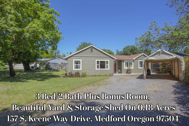 157 S Keene Way Drive, Medford, OR 97504 (MLS #220105046) :: FORD REAL ESTATE