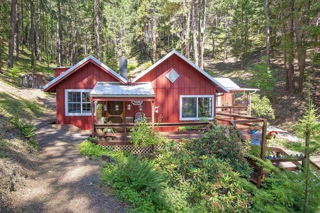 4566 Sardine Creek R Fork Road, Gold Hill, OR 97525 (MLS #220105056) :: FORD REAL ESTATE