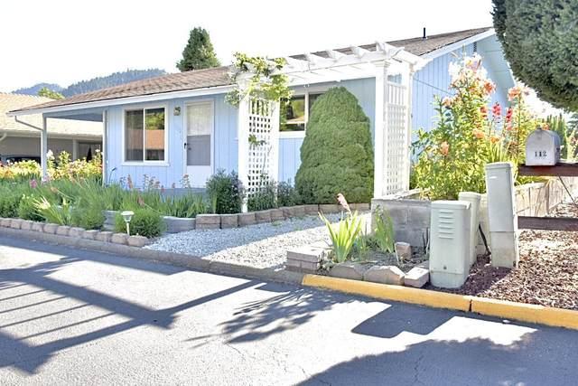 112 Rogue Lane Lane, Rogue River, OR 97537 (MLS #220105075) :: FORD REAL ESTATE