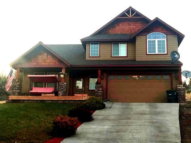 522 SW Cedar Hill Drive, Madras, OR 97741 (MLS #220105492) :: Windermere Central Oregon Real Estate
