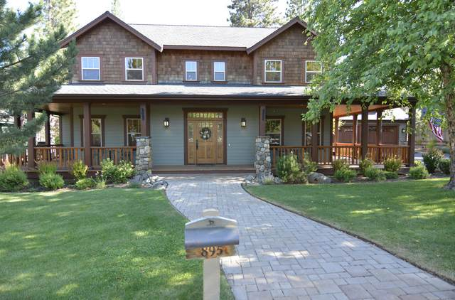 895 E Coyote Springs Road, Sisters, OR 97759 (MLS #220105547) :: Berkshire Hathaway HomeServices Northwest Real Estate