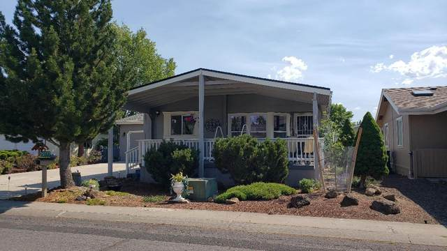 20777 Livengood Way #49, Bend, OR 97701 (MLS #220105564) :: Fred Real Estate Group of Central Oregon