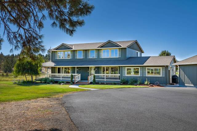 15945 Pilot Drive, Sisters, OR 97759 (MLS #220105694) :: Berkshire Hathaway HomeServices Northwest Real Estate