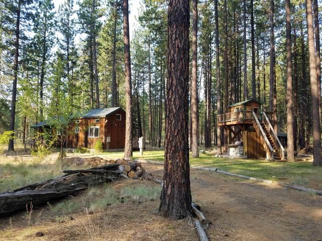 13978 SW Knickerbocker Lane, Camp Sherman, OR 97730 (MLS #220106043) :: Berkshire Hathaway HomeServices Northwest Real Estate