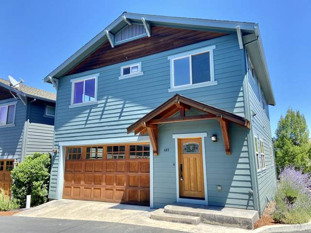 497 Park Ridge Place, Ashland, OR 97520 (MLS #220106061) :: Bend Relo at Fred Real Estate Group