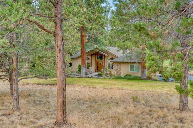 16910 Green Drake Court, Sisters, OR 97759 (MLS #220106089) :: Fred Real Estate Group of Central Oregon