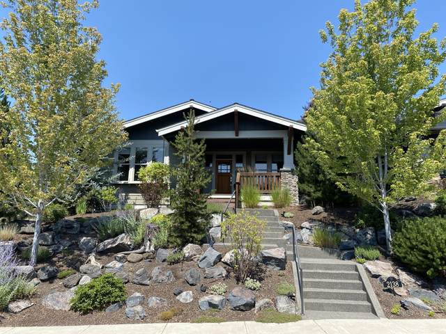2138 NW Toussaint Drive, Bend, OR 97703 (MLS #220106117) :: The Ladd Group