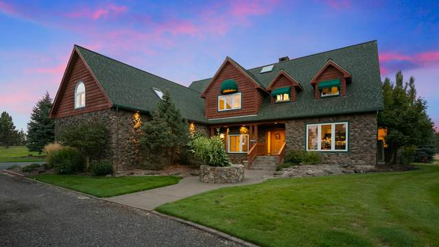 62855 Waugh Road, Bend, OR 97701 (MLS #220106239) :: Berkshire Hathaway HomeServices Northwest Real Estate
