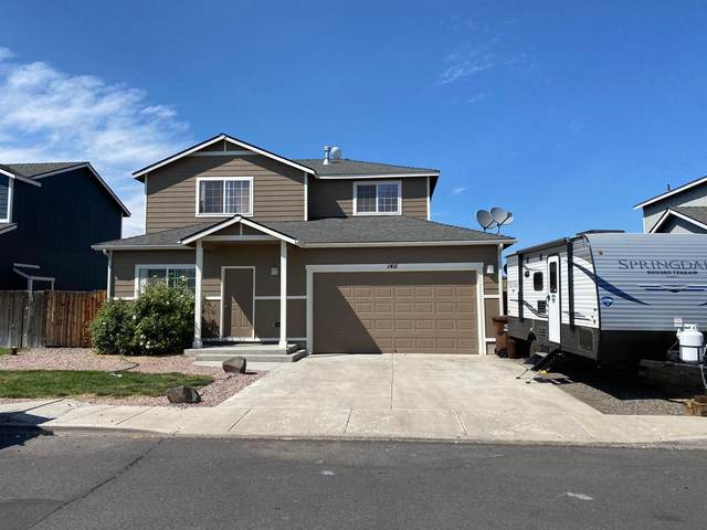 1411 NW Teal Loop, Prineville, OR 97754 (MLS #220106290) :: Fred Real Estate Group of Central Oregon