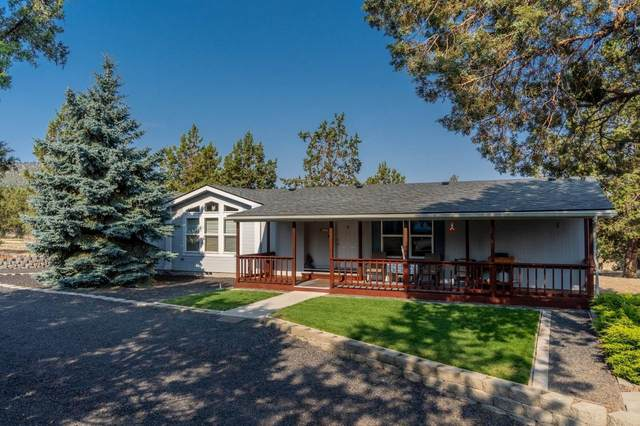 6449 SE Canyon Road, Prineville, OR 97754 (MLS #220106327) :: Fred Real Estate Group of Central Oregon