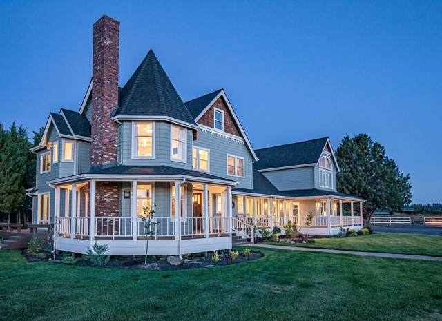 19449 Tumalo Reservoir Road, Bend, OR 97703 (MLS #220106330) :: Berkshire Hathaway HomeServices Northwest Real Estate
