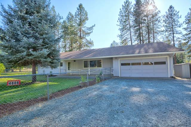 4805 E Evans Creek Road, Rogue River, OR 97537 (MLS #220106344) :: The Ladd Group