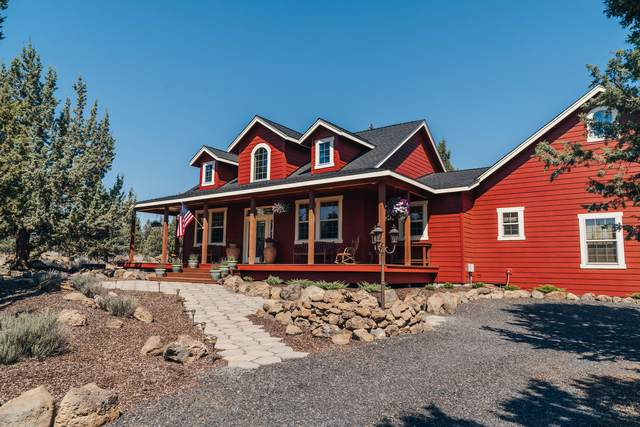 21170 Gift Road, Bend, OR 97703 (MLS #220106360) :: Berkshire Hathaway HomeServices Northwest Real Estate