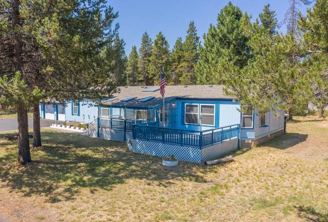 56415 Solar Drive, Bend, OR 97707 (MLS #220106380) :: The Ladd Group