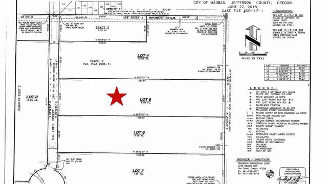Lot 5 10th Street, Madras, OR 97741 (MLS #220106390) :: Fred Real Estate Group of Central Oregon