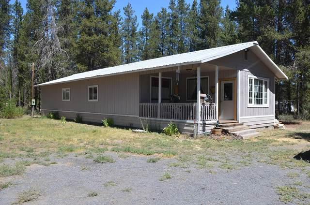 137017 Bitterbrush Lane, Crescent, OR 97733 (MLS #220106414) :: Fred Real Estate Group of Central Oregon