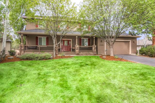 467 Tanager Drive, Redmond, OR 97756 (MLS #220106465) :: Bend Relo at Fred Real Estate Group