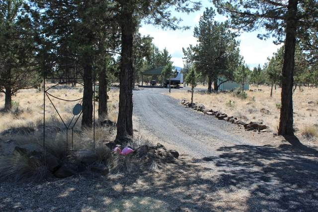 11813 SW Big Canyon Lane, Culver, OR 97734 (MLS #220106649) :: Berkshire Hathaway HomeServices Northwest Real Estate