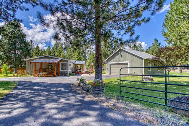 55915 Blue Eagle Road, Bend, OR 97707 (MLS #220106666) :: Stellar Realty Northwest
