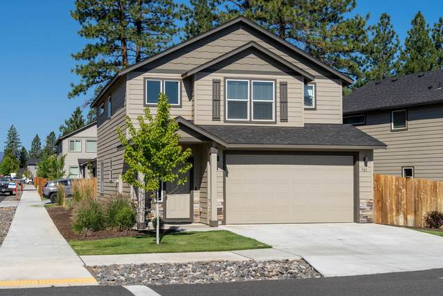 701 N Brooks Camp Road, Sisters, OR 97759 (MLS #220106674) :: The Ladd Group