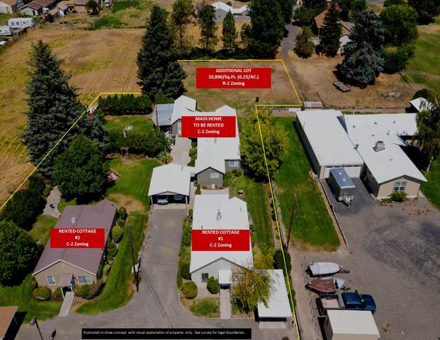 1855 NE 3rd Street, Prineville, OR 97754 (MLS #220106723) :: Coldwell Banker Sun Country Realty, Inc.