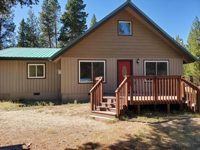 16266 Pine Drop Lane, La Pine, OR 97739 (MLS #220106787) :: Fred Real Estate Group of Central Oregon
