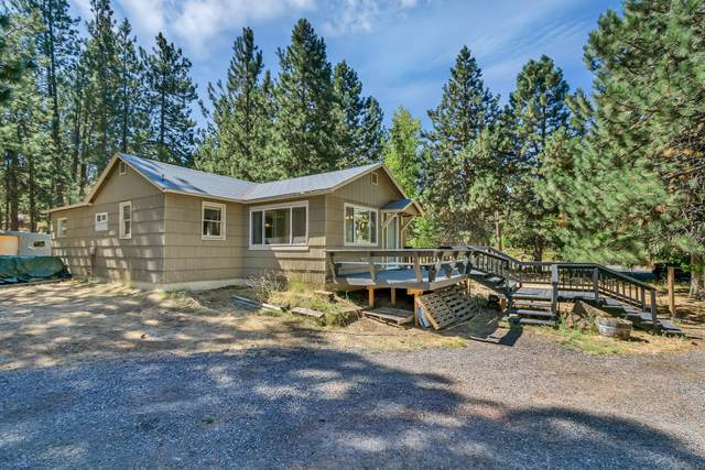 60110 Opal Lane, Bend, OR 97702 (MLS #220106789) :: The Ladd Group