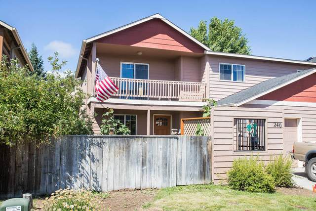 240 E Park Place, Sisters, OR 97759 (MLS #220106790) :: The Ladd Group