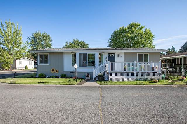 1001 SE 15th Street Unit 196, Bend, OR 97702 (MLS #220106794) :: Fred Real Estate Group of Central Oregon