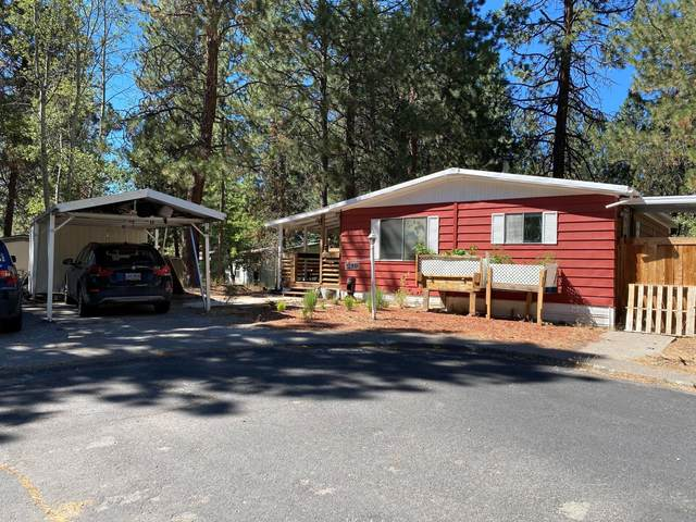 61070 Winter Park #210, Bend, OR 97702 (MLS #220106842) :: Fred Real Estate Group of Central Oregon