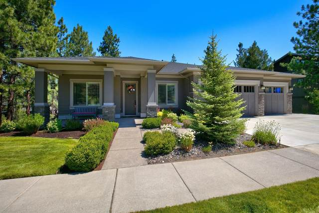 3325 NW Shevlin Ridge, Bend, OR 97703 (MLS #220106847) :: Fred Real Estate Group of Central Oregon