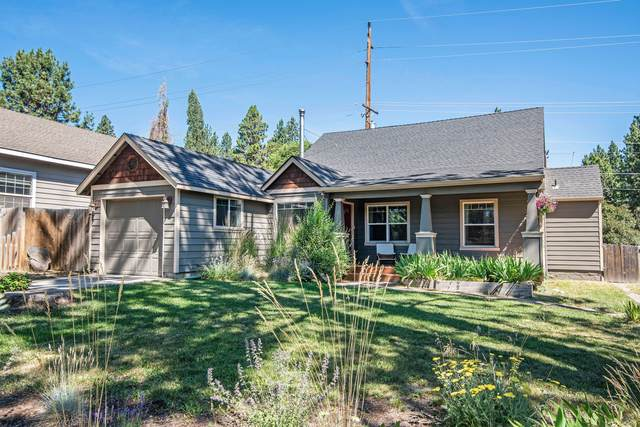 1502 NW Galveston Avenue, Bend, OR 97703 (MLS #220106876) :: Fred Real Estate Group of Central Oregon