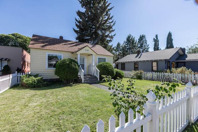 719 NW Delaware Avenue, Bend, OR 97701 (MLS #220107042) :: Bend Homes Now
