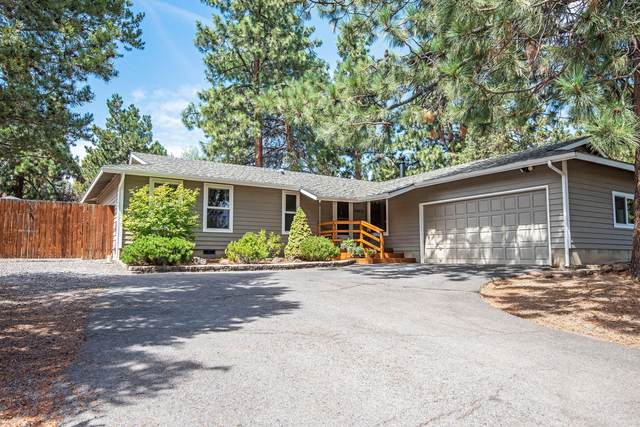 60631 Devon Circle, Bend, OR 97702 (MLS #220107129) :: Bend Relo at Fred Real Estate Group